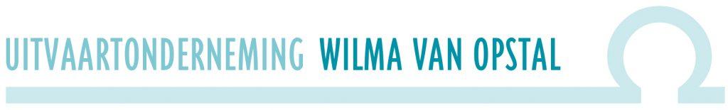 Logo Wilma van Opstal